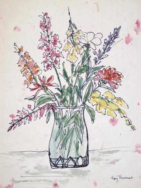 Kay Thomas Bouquet